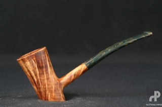 cherrywood pencil flammée