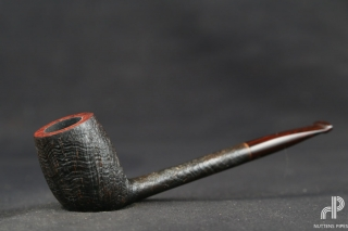 black sandblasted belge